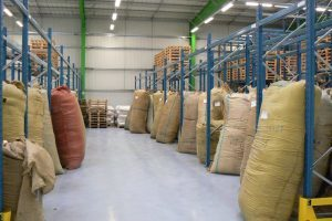 COLD STORAGE The products are stored only in refrigerated warehouses with temperature controlled 24/7.