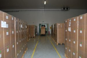 LOGISTIC The logistics process ensures reliable and timely delivery.